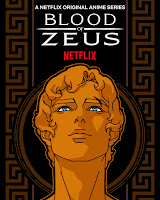 Blood of Zeus Season 1 Dual Audio Hindi 720p HDRip