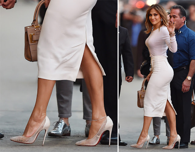 Дженнифер Лопес показала как должна выглядеть женщина за 50