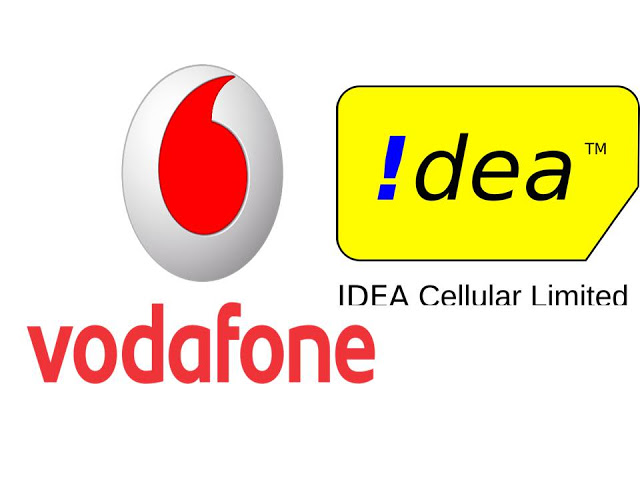 Vodafone confirms the merger talks with Idea Cellular ; The duo will emerge into  #1 telecom operator with 43% market share