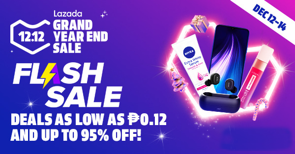 Lazada 12 12 Sale 2019 Up To 90 Off P1212 Vouchers Pinoytechsaga