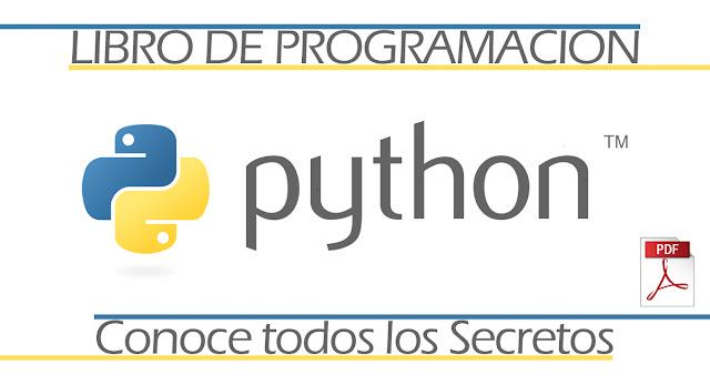 libro programacion python 2.7
