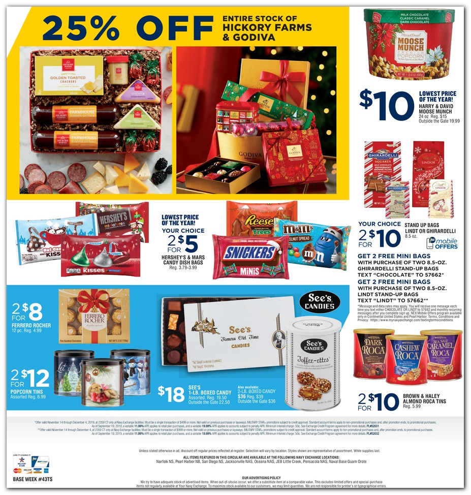 Navy Exchange Black Friday 2019 page 60