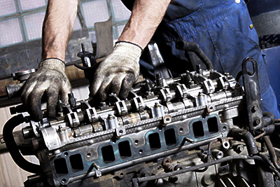 اجزاء محرك السيارة بالتفصيل