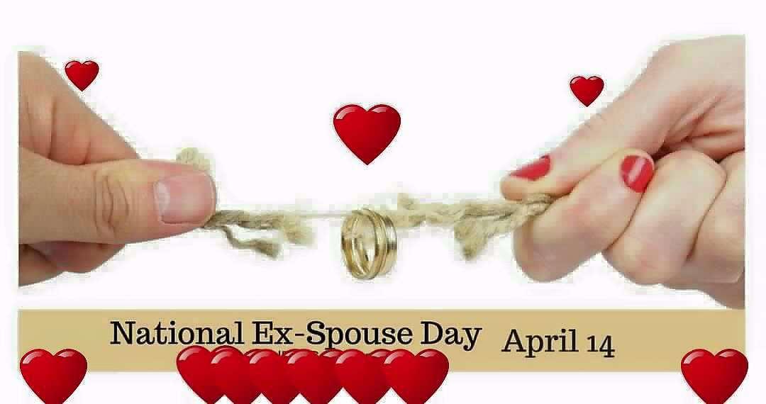 National Ex-Spouse Day Wishes Unique Image