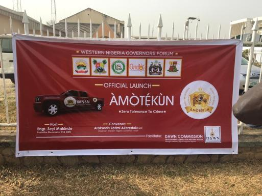 There's No Going Back On Amotekun, Stakeholders Insist