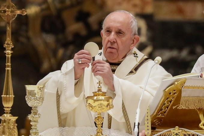 A katolikus egyház nemet mondott az azonos nemű párok megáldására