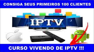 Curso Online Vivendo de IPTV