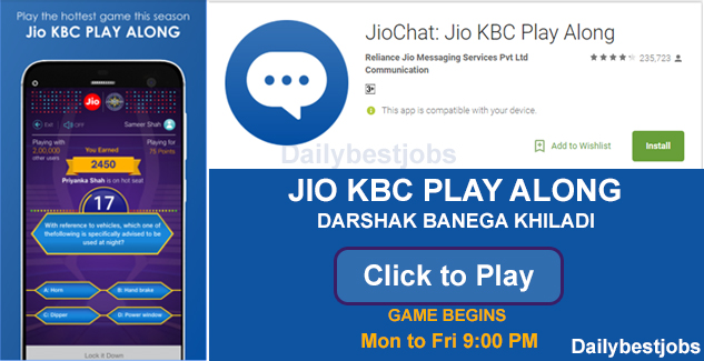 jio chat kbc apk download