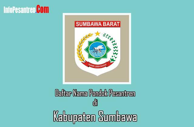 Pondok Pesantren di Kabupaten Sumbawa