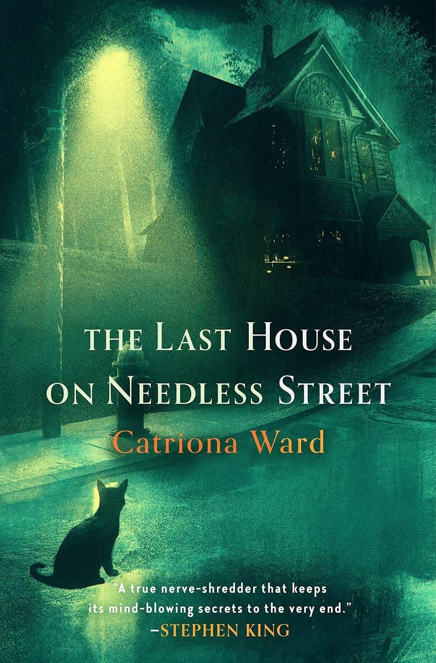 Энди Сёркис спродюсирует хоррор по роману Катрионы Уорд, который хвалит Стивен Кинг - Обложка книги