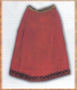 Ηλιοχώρι (Ντομπρίνοβο) - Ζαγορίου  Η γυναικεία φορεσιά στο Ζαγόρι 418193ddab9
