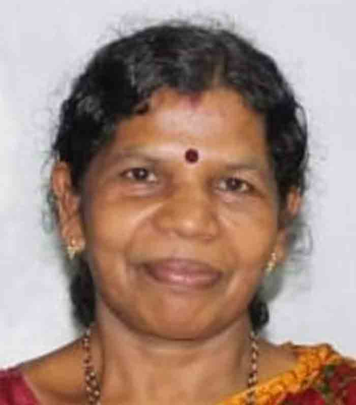 A.Yashoda from Kanhangad passed away