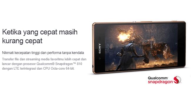 Stock Firmware Sony Xperia Z3+ Dual E6533