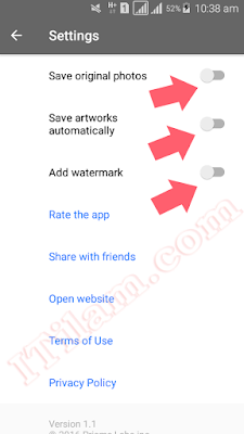 How to Remove Prisma Watermark on Pictures - Prisma App Download