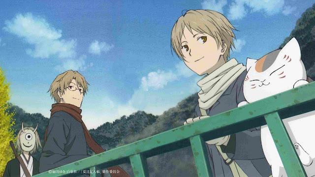 BD / DVD Natsume YuujinChou: Ishi Okoshi to Ayashiki Raihousha Get Release Date