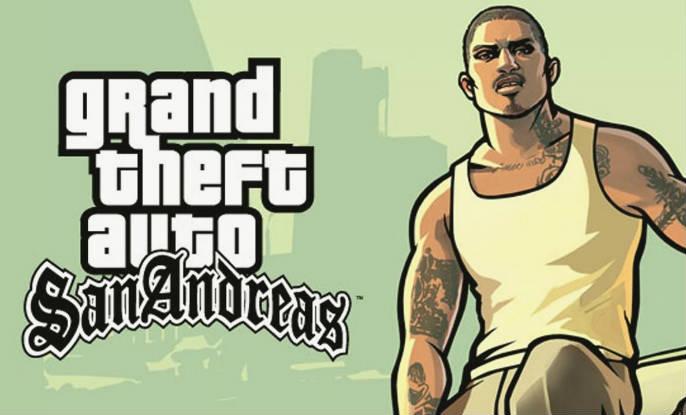 Melhores Senhas para GTA San Andreas