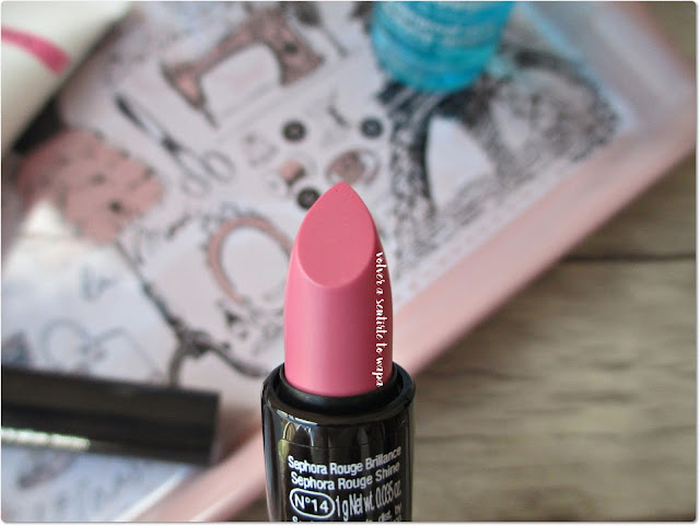 Rouge Shine Lipstick de Sephora - 14 Love Spell