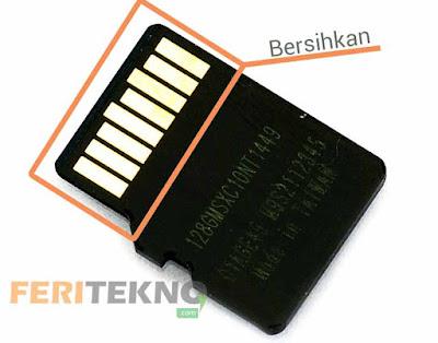 mengatasi kartu memori yang tidak terdeteksi di hp 3