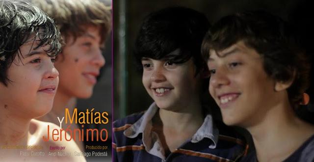 Matías y Jerónimo, corto