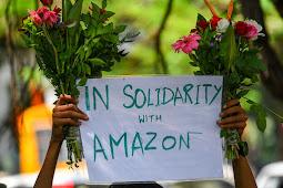 Manifestações pela Amazônia ocorrem em mais de 60 cidades do mundo