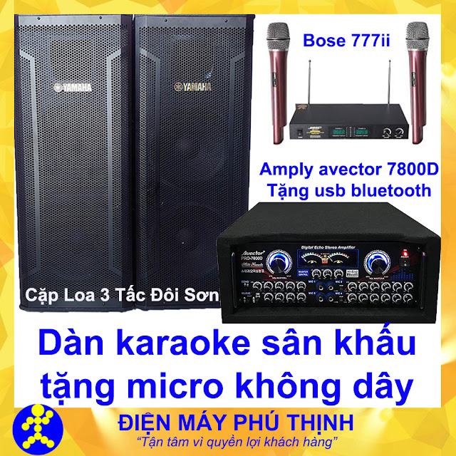 bo gian karaoke gia dinh