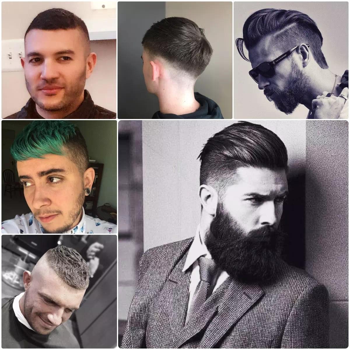Caesar Haircut Star Hairstyles
