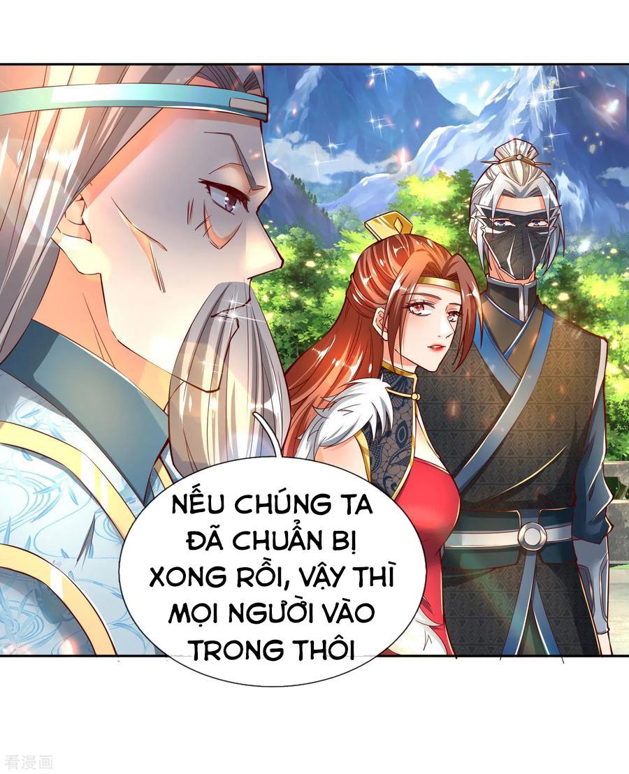 Nghịch Thiên Kiếm Thần chap 250 - Trang 15