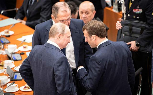«Απογοητευμένη» η Ρωσία από τα αποτελέσματα της Διάσκεψης του Βερολίνου