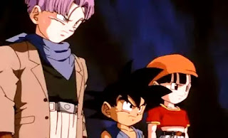 Dragon Ball GT Episodio 10