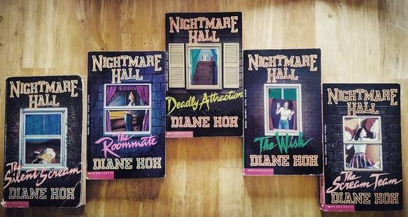diane hoh book series