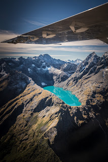 Glenorchy Air, Views, Milford Sound, Laurie Winter