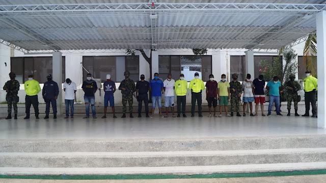 Desmantelado grupo 'Los de La Ancha', dedicado al microtráfico de drogas