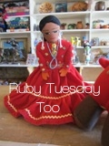A Walk In The Woods: Ruby Tuesday