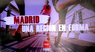 Madrid Región en Forma Deporte
