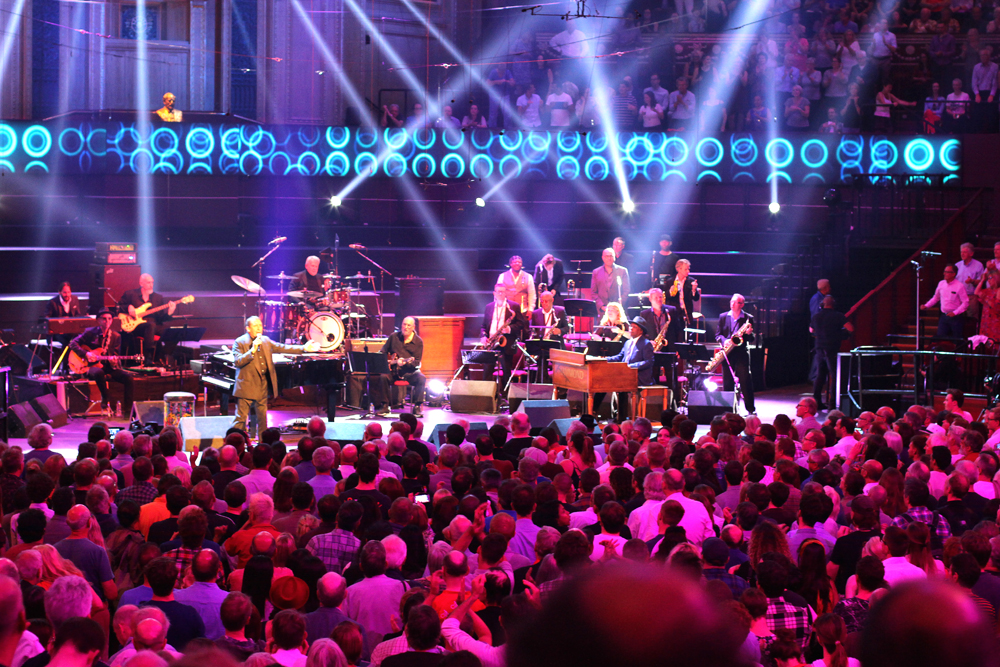 Stax Records Late Night Prom at the Royal Albert Hall - UK style & culture blog