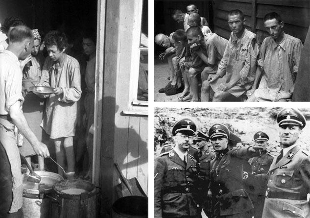 los verdugos de Mauthausen