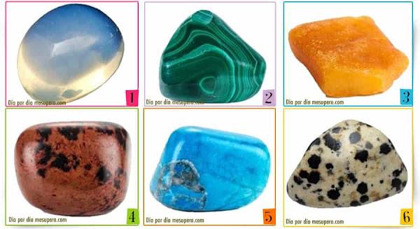 Descubre el mensaje de las piedras que tienen para ti