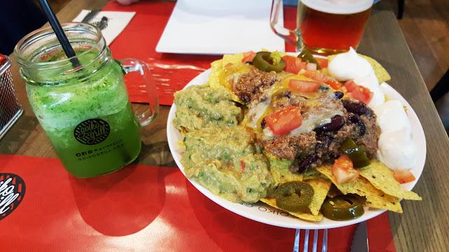nachos de Daniela goiko grill