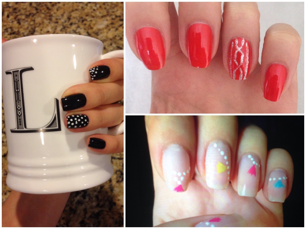 Hi Friends How Are You Today I Want To Share With A Few Of My Nail Designs They Easy Do So Decided Combine Them In One Post