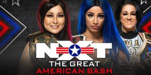 Repetición Y Resultados de WWE NXT Great American Bash en Español 1 de Julio del 2020