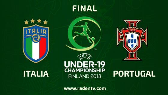 Streaming Final Euro U19