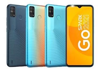 تكنو Tecno Spark Go 2021