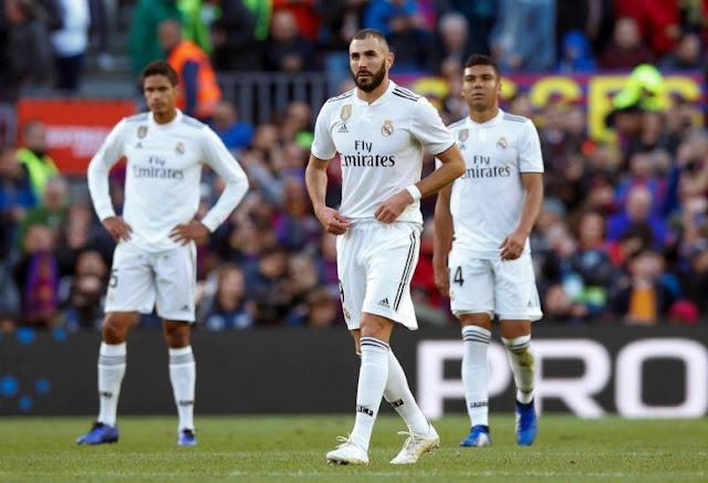 تشكيلة المتوقعة ريال مدريد ضد بلد الوليد عبر سوفت سلاش