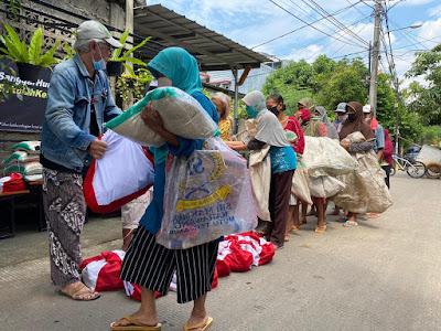 Hadapi Pandemi Covid-19 Kemensos Pastikan Program Bantuan Sosial Tidak Terganggu