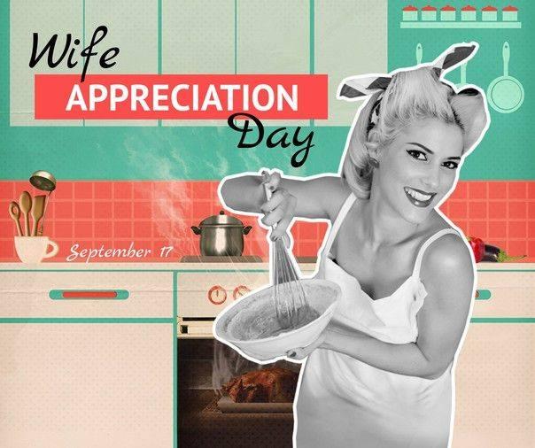 Wife Appreciation Day Wishes Unique Image