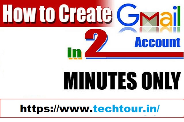 How to make Gmail I'D Step by Step in just two minutes