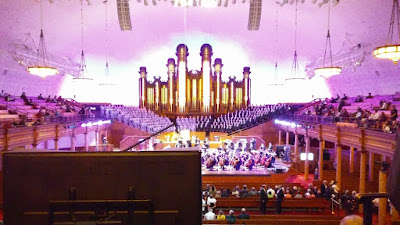 tabernacle choir temple square