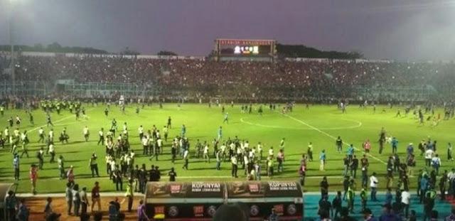 Disanksi 10 Tahun tanpa Penonton pun Arema FC Siap, Asal …