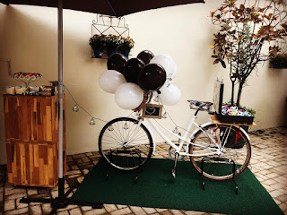 Food Bike ou Bike Food para Eventos