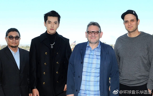 Kris Wu Universal Music Group